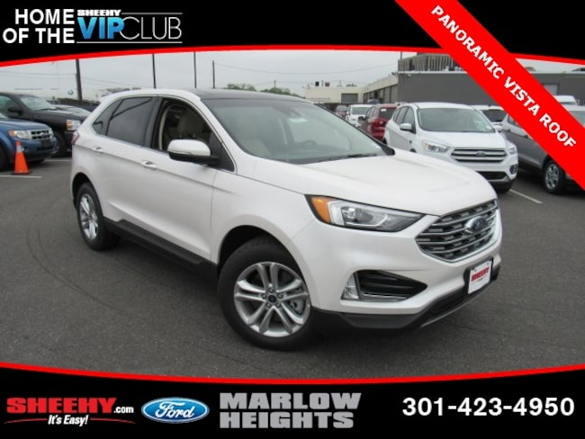 New 2019 Ford Edge SEL SUV Marlow Heights, MD
