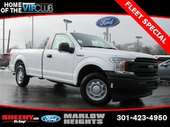 New 2019 Ford F-150 XL Truck Regular Cab BC08083 Marlow Heights MD