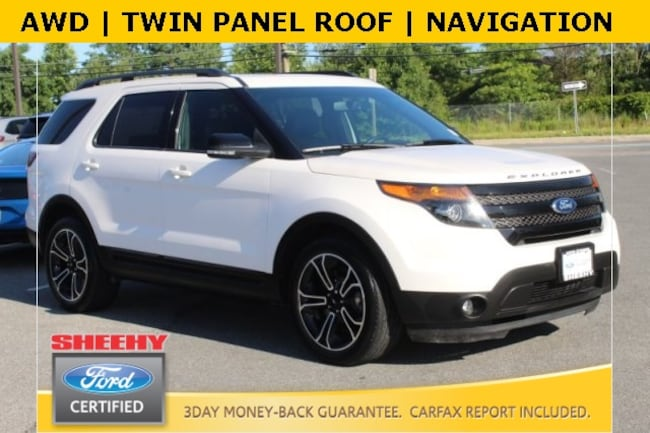 2015 Ford Explorer For Sale >> Certified Pre Owned 2015 Ford Explorer For Sale In Marlow Heights Md Near Washington D C Alexandria Fairfax Burke Va Vin 1fm5k8gt4fgc18372