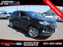 New 2019 Ford Edge SEL SUV BB67339 Marlow Heights MD