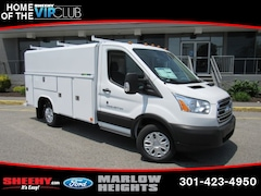 New 2019 Ford Transit-350 Cutaway Base Truck BA67058 Marlow Heights MD