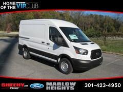 New 2019 Ford Transit-250 Base Van Medium Roof Cargo Van BA17715 Marlow Heights MD
