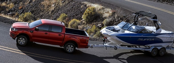UP TO 7,500 LBS. TOWING AND BEST-IN-CLASS PAYLOAD*