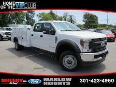 New 2019 Ford F-450 Chassis XL Truck Crew Cab BE60694 for sale near you in Warrenton, VA