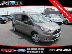 New 2019 Ford Transit Connect XLT Wagon Passenger Wagon LWB B416588 for sale near you in Warrenton, VA