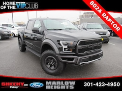 New 2018 Ford F-150 Raptor Truck SuperCrew Cab BE17477 for sale near you in Richmond, VA
