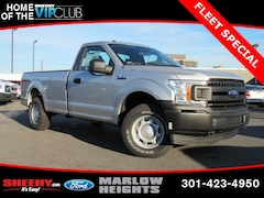 New 2019 Ford F-150 XL Truck Regular Cab BC28187 Marlow Heights MD