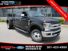 New 2019 Ford F-350 Lariat Truck Crew Cab BF10109 Marlow Heights MD