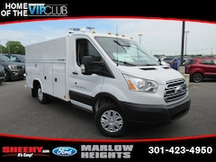 New 2019 Ford Transit-350 Cutaway Base Truck BA67057 Marlow Heights MD