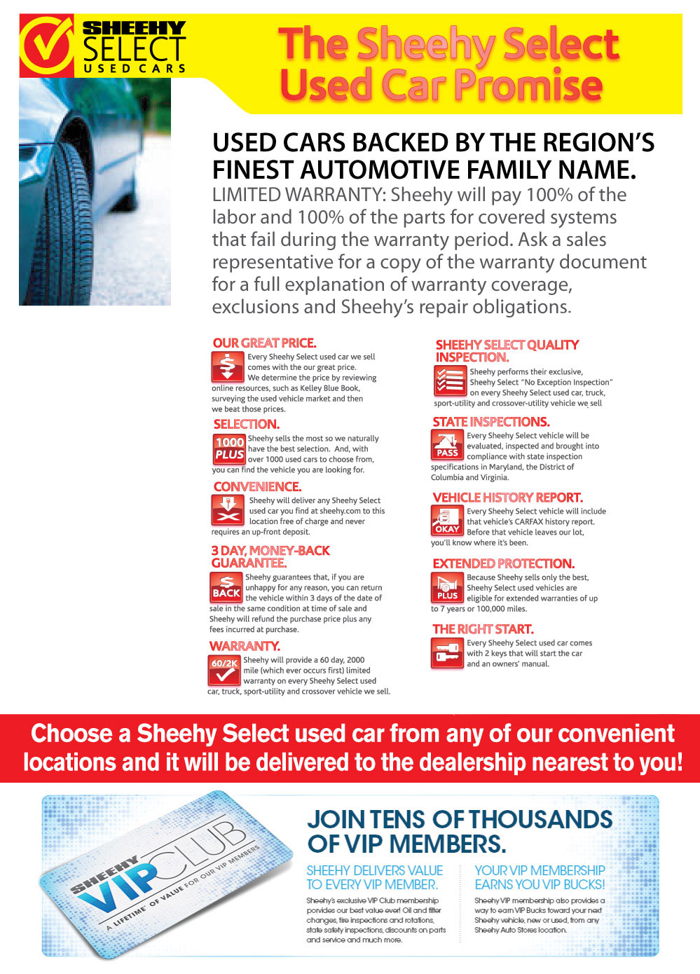 Ford Extended Warranty >> Sheehy Select Cars Sheehy Ford Of Marlow Heights