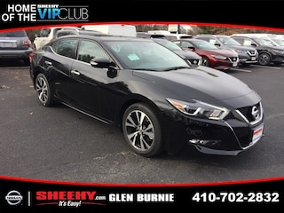 New 2019 Nissan Maxima for sale in Glen Burnie