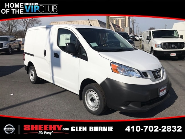 Commercial 2019 Nissan NV200 S Compact Cargo Glen Burnie, MD