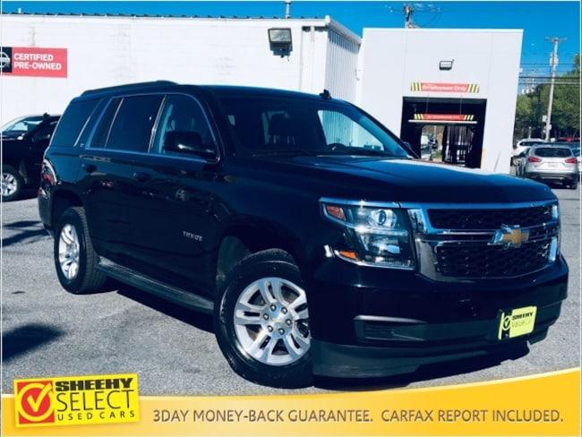 Used 2015 Chevrolet Tahoe LT SUV for sale in Glen Burnie, MD