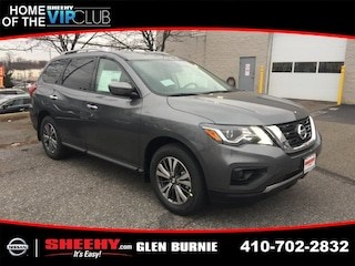 New 2019 Nissan Pathfinder in Glen Burnie, MD