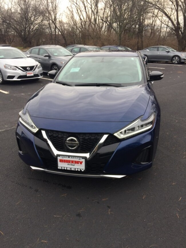 new 2019 nissan maxima for sale in white marsh md near parkville towson bel air md. Black Bedroom Furniture Sets. Home Design Ideas