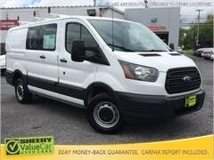 Bargain 2015 Ford Transit-250 Base Turbo Diesel! Cargo Van E803220A for sale in Glen Burnie, MD