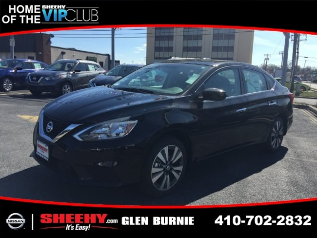 New 2019 Nissan Sentra SV Sedan in Glen Burnie, MD