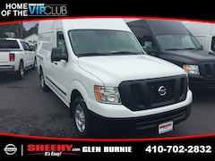 Commercial 2018 Nissan NV2500 HD SV High Roof Cargo Van E815779 in Waldorf, MD