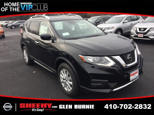 New 2019 Nissan Rogue S SUV in Glen Burnie, MD