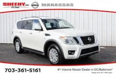 New 2019 Nissan Armada SV SUV D581019 in Manassas, VA