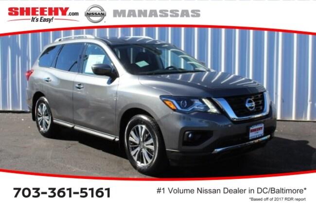 New 2019 Nissan Pathfinder SV SUV in Manassas, VA