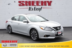 Used 2017 Nissan Altima for sale in Manassas