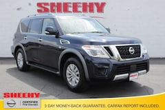 Used 2017 Nissan Armada for sale in Manassas