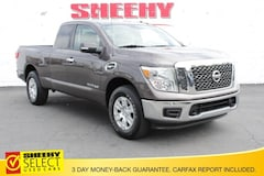 Used 2017 Nissan Titan for sale in Manassas