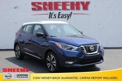 Used 2018 Nissan Kicks SV SUV D124954A for sale in Manassas, VA