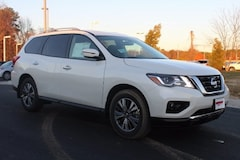 New 2018 Nissan Pathfinder SV Wagon X617127 Mechanicsville, VA