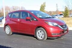 New 2017 Nissan Versa Note SV Hatchback X381751 Mechanicsville, VA