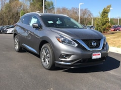 New Nissan 2018 Nissan Murano SV SUV X145039 for sale in Mechanicsville, VA