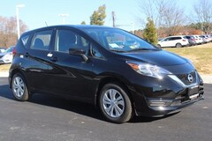 New 2017 Nissan Versa Note SV Hatchback XL381456 Mechanicsville, VA