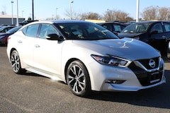 New 2018 Nissan Maxima 3.5 SV Sedan X370834 Mechanicsville, VA