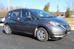 New 2018 Nissan Versa Note SV Hatchback X355287 in Manassas, VA