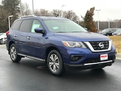 New 2018 Nissan Pathfinder S Wagon X638711 Mechanicsville, VA