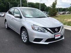 New Nissan 2018 Nissan Sentra S Sedan X305630 for sale in Mechanicsville, VA
