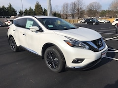New Nissan 2018 Nissan Murano SV SUV X102286 for sale in Mechanicsville, VA
