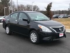 New Nissan 2018 Nissan Versa 1.6 S Plus Sedan X850735 for sale in Mechanicsville, VA