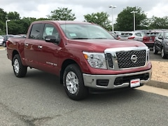 New Nissan 2018 Nissan Titan SV Truck X531388 for sale in Mechanicsville, VA