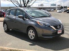 New 2018 Nissan Versa Note S Hatchback X355980 Mechanicsville, VA