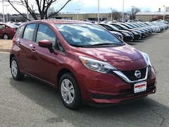 New 2018 Nissan Versa Note SV Hatchback X354263 Mechanicsville, VA