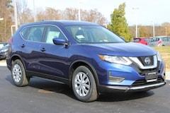 New 2018 Nissan Rogue S SUV X713578 Mechanicsville, VA
