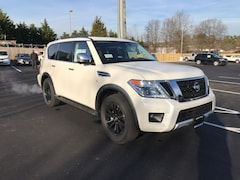 New Nissan 2018 Nissan Armada Platinum Utility X732908 for sale in Mechanicsville, VA