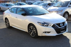 New 2018 Nissan Maxima 3.5 S Sedan X369359 Mechanicsville, VA