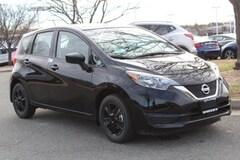 New 2018 Nissan Versa Note SV Hatchback X353140 in Manassas, VA