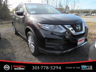 New 2019 Nissan Rogue S SUV K525627 in Waldorf, MD