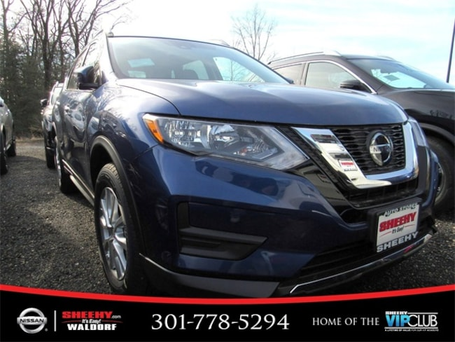 New 2019 Nissan Rogue SV SUV for sale in Waldorf, MD