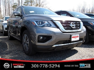 New 2019 Nissan Pathfinder SV SUV K610959 in Waldorf, MD