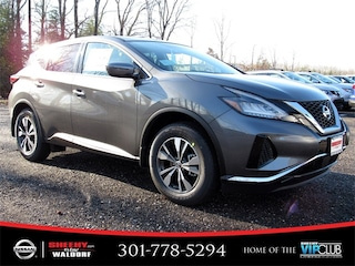 New 2019 Nissan Murano S SUV K113006 in Waldorf, MD
